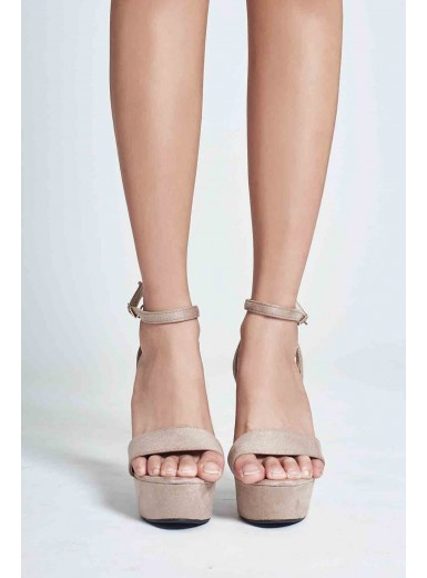Seoul Platform Heels (Size 38 Available, all other sizes on Pre-Order)