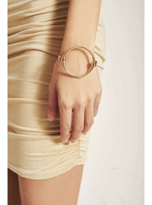 Kiiara Gold Bar Bracelet