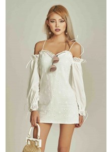 Acacia Cold Shoulder Dress