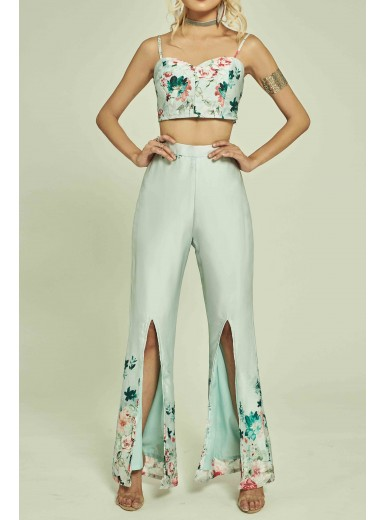 Ardennes Floral Co-ord Pants Set