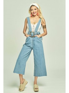 Trixt Denim Dungaree