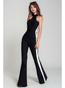 Callix Striped Jumpsuit