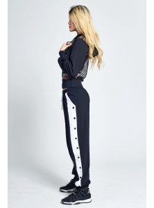Ebba Side Stripe Sweatpants